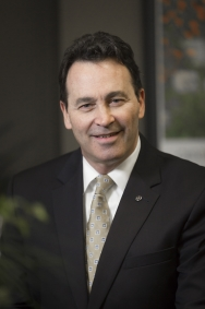 Dr. Jay Gary, Board Chair, APF