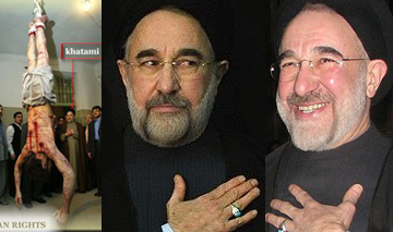 Khatami, Who Terrorized Iranians, Allegedly Sold Nation's Scarce Water & Vital Top Soil; Will He Come Back to Haunt Iran Again?