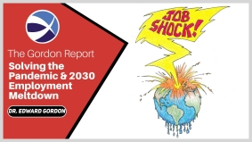 "Renowned HCM Expert Warns Labor Markets Face Tsunami of ""Job Shock"" Waves Through 2030"