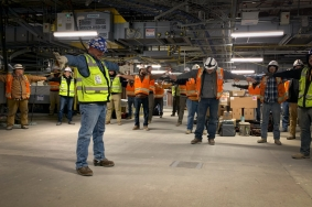 Construction Industry Suicide Prevention Speakers Yuki Noguchi/NPR
