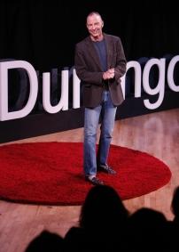 Frank King TEDx Coach - TEDxSevilleSq Suicide, The Secret of My Success