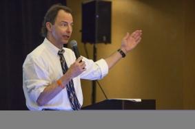 Frank King, Suicide Prevention Speaker