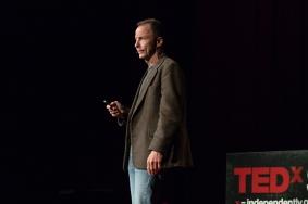 Frank King, TEDx Talker
