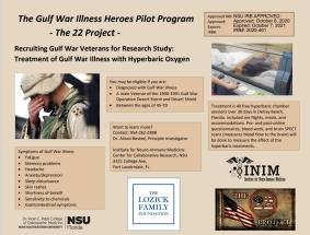 Gulf War Illness HBOT Study