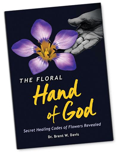 Floral Hand of God