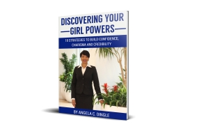 New Book Provides 10 Strategies To Help Women Build Confidence, Charisma And Credibility