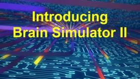 New Video Series, Introducing Brain Simulator II
