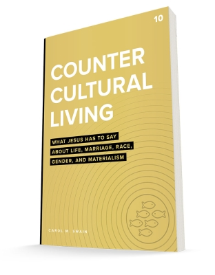 Countercultural Living: What Jesus Has to Say About Life, Marriage, Race, Gender, and Materialism, now available