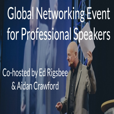Global Speakers Networking Event