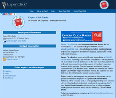 Online PR Services in Conjunction with Expert Click Available from E.B. GO Vision Media
