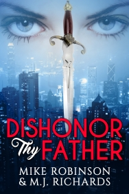 New Mystery Novel, Dishonor Thy Father, Inspired by Real-Life Issue of Honor Killings