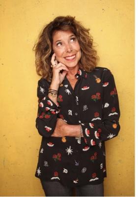 Meet Story Teller & Retired Talent Agent Sandi Marx