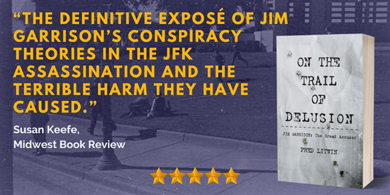 Fred Litwin, JFK Conspiracy Author, Interviewed by Alan Warren on Mystery Radio Show