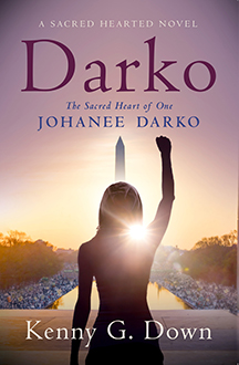 Virtual Book Reading & Author Interview of Kenny G. Down, Oct. 24, Author of 'Darko: The Sacred Heart Of One Johanee Darko'