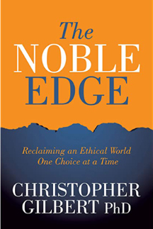 'The Noble Edge' Wins Gold Medal in Literary Titan Book Award and Top Honors in the Hollywood Book Festival
