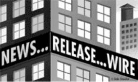 News Release Wire Logo