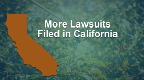 50 San Francisco Roundup Lawsuits Filed Against Monsanto