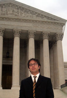 Attorney Bijan Esfandiari