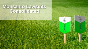 Monsanto Cancer Lawsuits Consolidated in Northern California