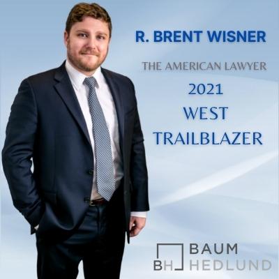 R. Brent Wisner, Trial Lawyer