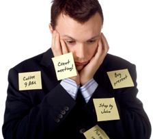 Remove Stress of C-Crisis with Viable Organization Projects: Positive Work Distracts & Creates Emotional Boost to Stay Course