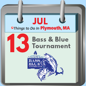 Plymouth, MA Plymouth 400's Bass and Blue Tournament