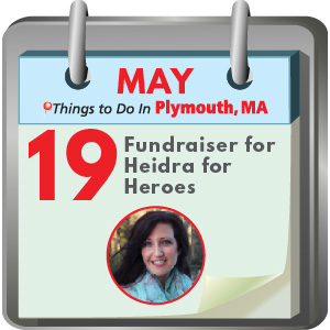 Plymouth Mass event May 19