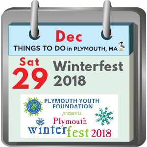 Things to Do In Plymouth MA: Winterfest 2018