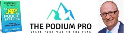 The Podium Pro logo