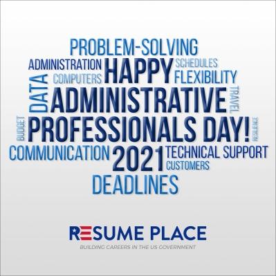 Administrative Professionals Keywords