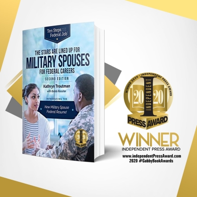 Stars are Lined Up for Military Spouses for Federal Jobs