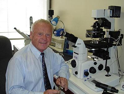 Dr. Hans J. Kugler, PhD, President IAAM
