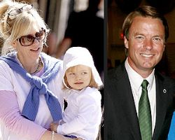 The inside scoop on the John Edwards-Rielle Hunter affair which is at the center of the John Edwards trial.