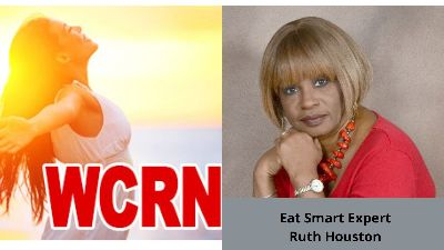 Eat Smart Expert Ruth Houston on Frankie Boyer's Holistic Talk Radio Show