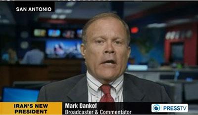 Mark Dankof on Press TV/Iran
