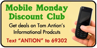 Mobile Monday Discount Club