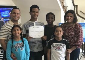 Princess Anne High School Student Wins  $19,100 Scholarship