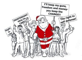 Christmas Card to Congress