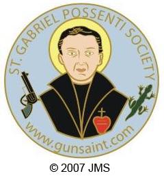 St. Gabriel Possenti Society Emblem