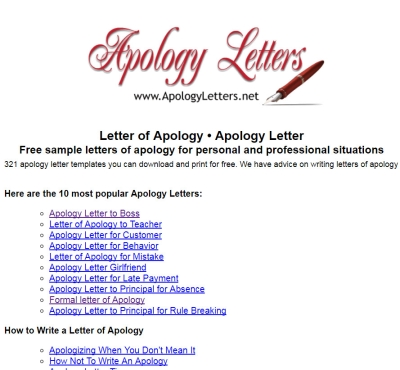 Apology letter for misunderstanding professional 15 Apology