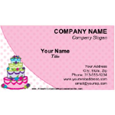 New Printable Business Card Design