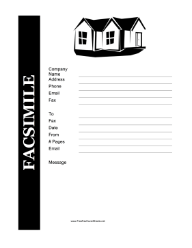 Business Fax Cover Sheets