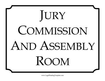 Juror Forms