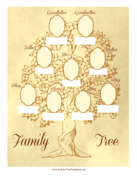 printable family trees and ancestry charts