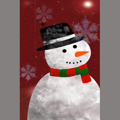 Free Printable Holiday Greeting Cards