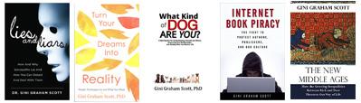 5 Books by Gini Graham Scott