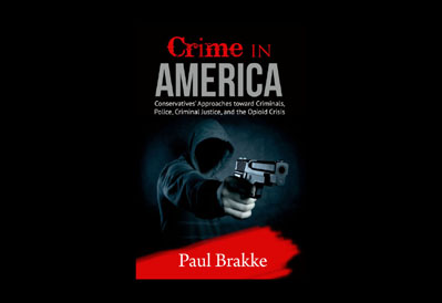 Crime in America Book