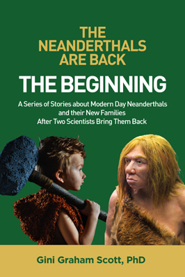 The Neanderthals Are Back Cover