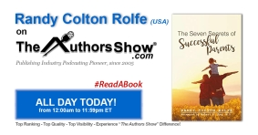 Randy on The Authors Show Today