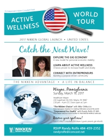 Active Wellness Tour Event